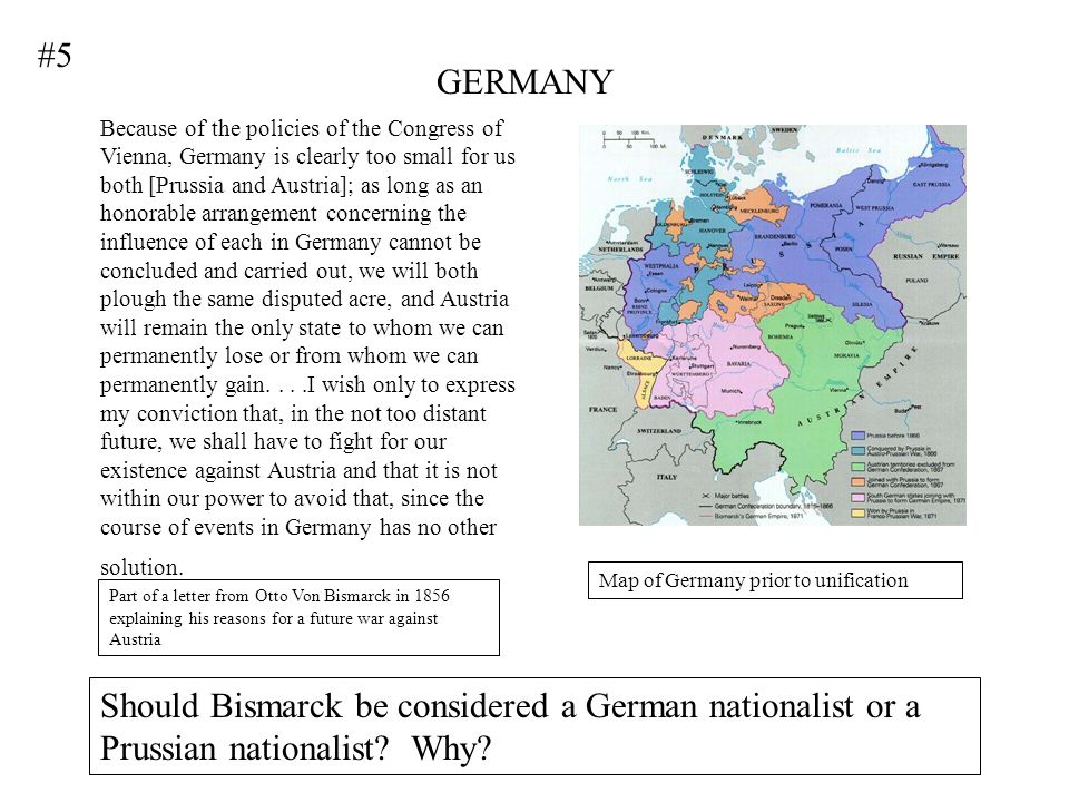 #5 GERMANY.