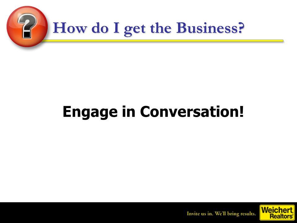 How do I get the Business
