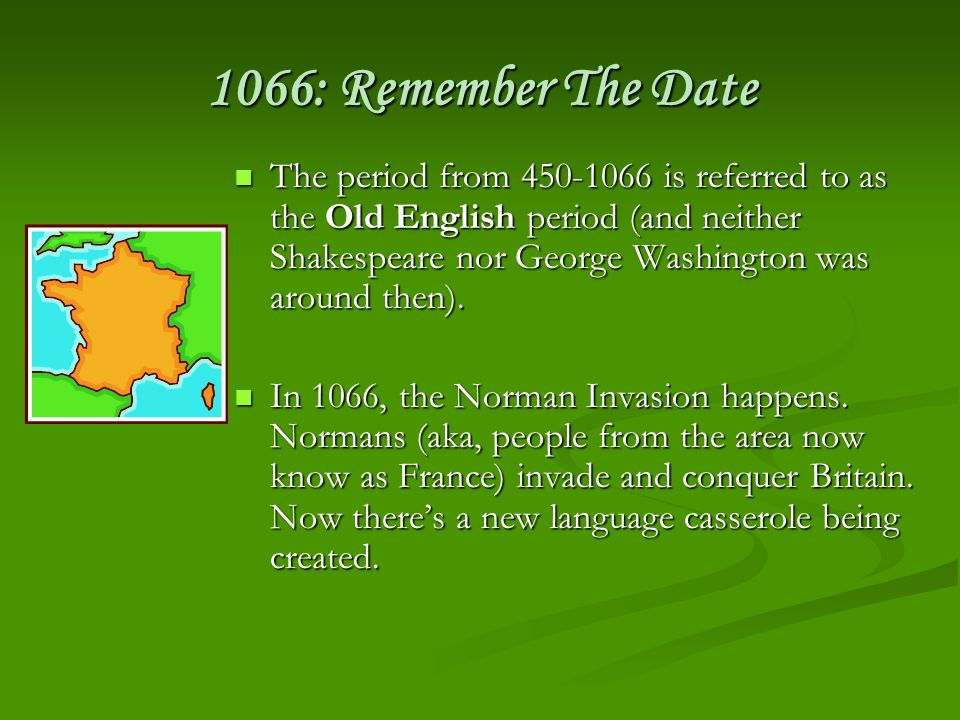1066: Remember The Date