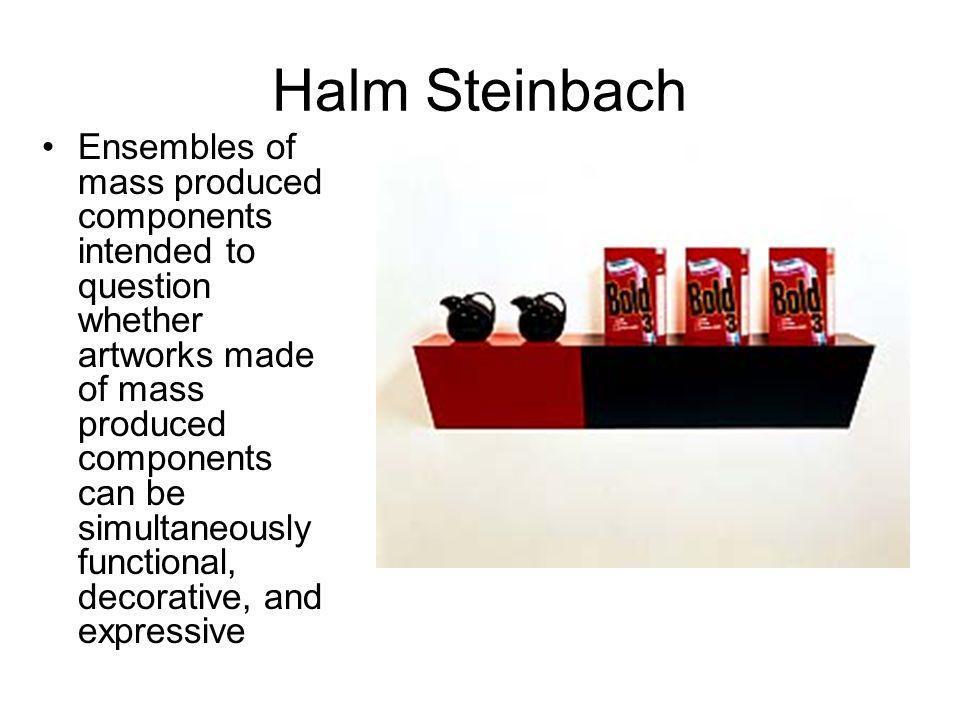 Halm Steinbach