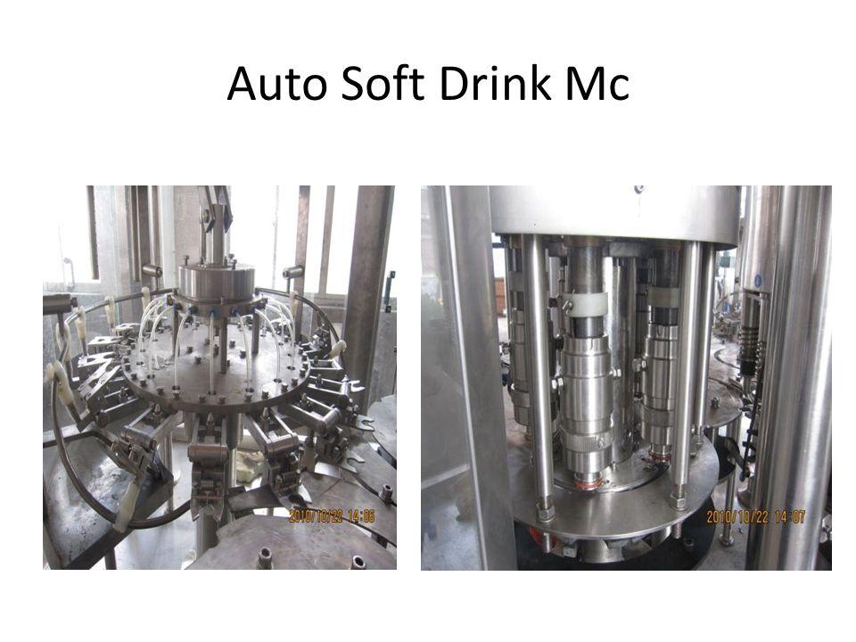 Auto Soft Drink Mc