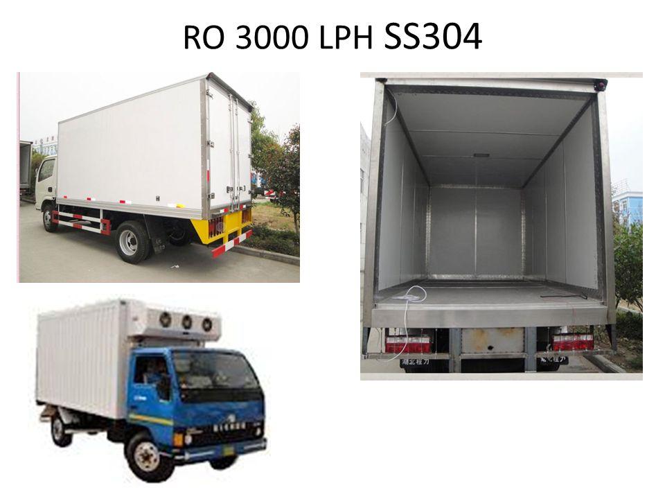 801281) RO 3000 LPH SS304