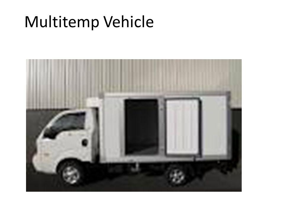 Multitemp Vehicle