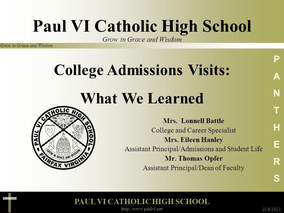 Paul VI Catholic High School