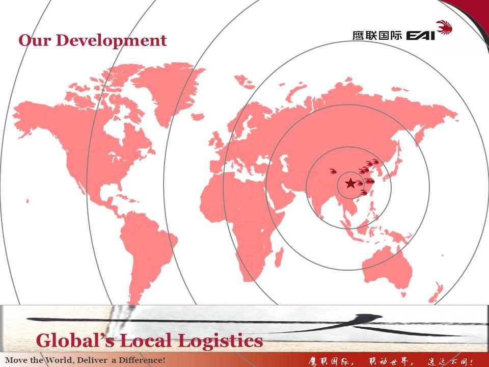 Global's Local Logistics