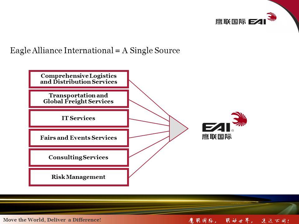 Eagle Alliance International = A Single Source