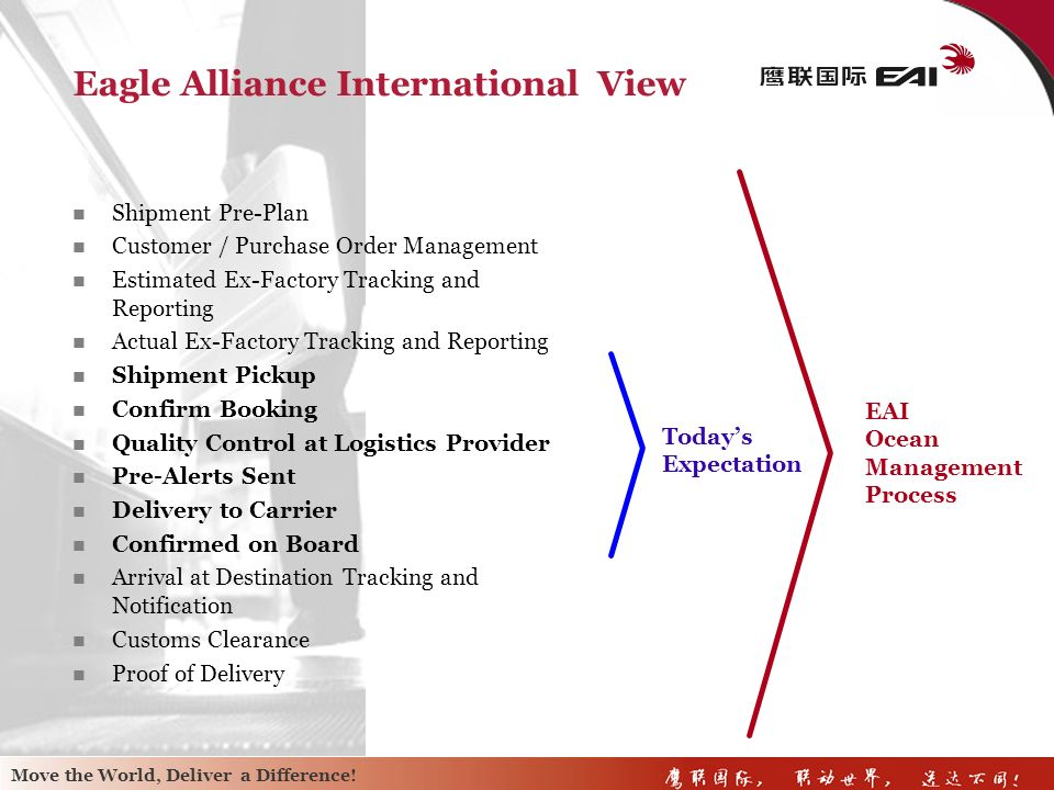 Eagle Alliance International View