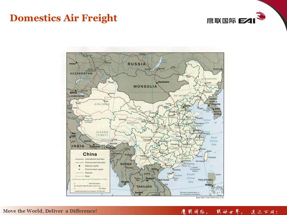 Domestics Air Freight