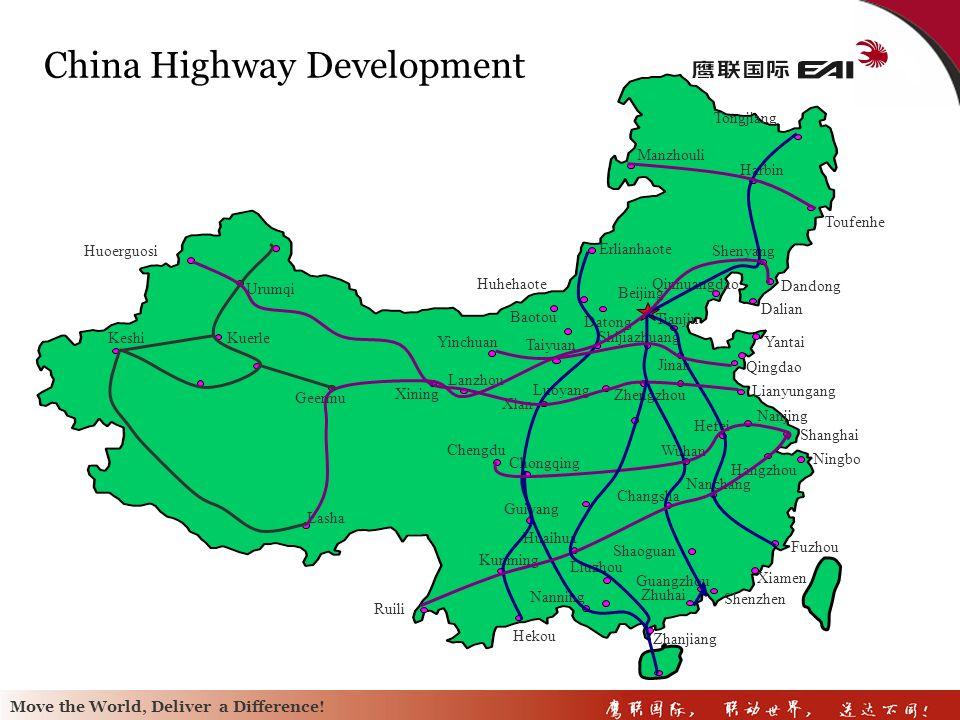 China Highway Development