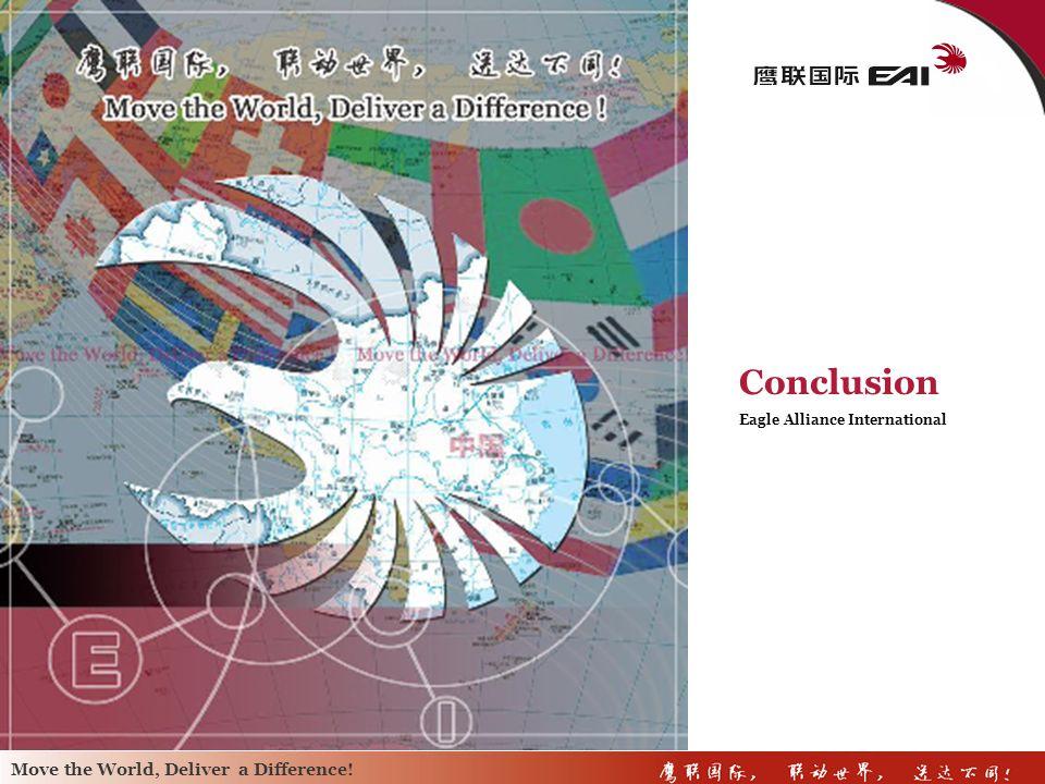 Conclusion Eagle Alliance International