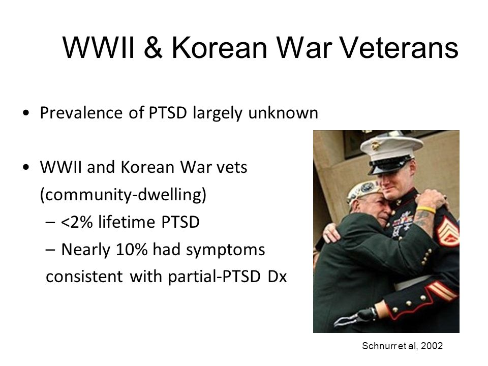 WWII & Korean War Veterans