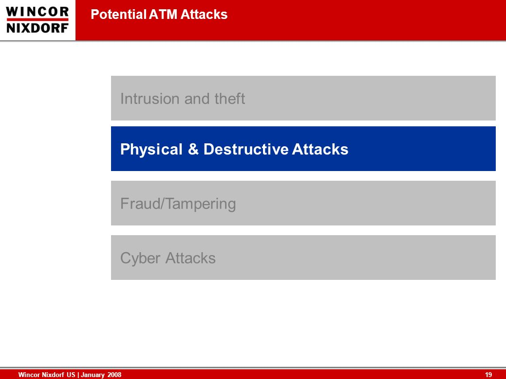 Physical & Destructive Attacks