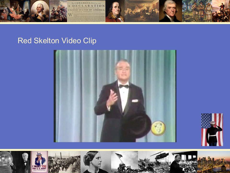 Red Skelton Video Clip