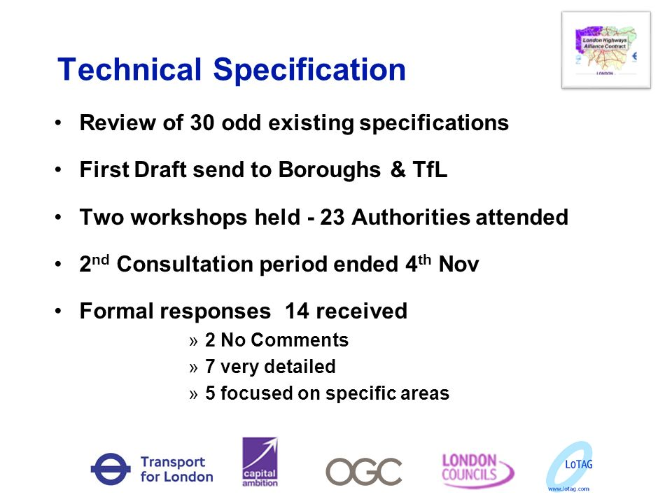 Technical Specification