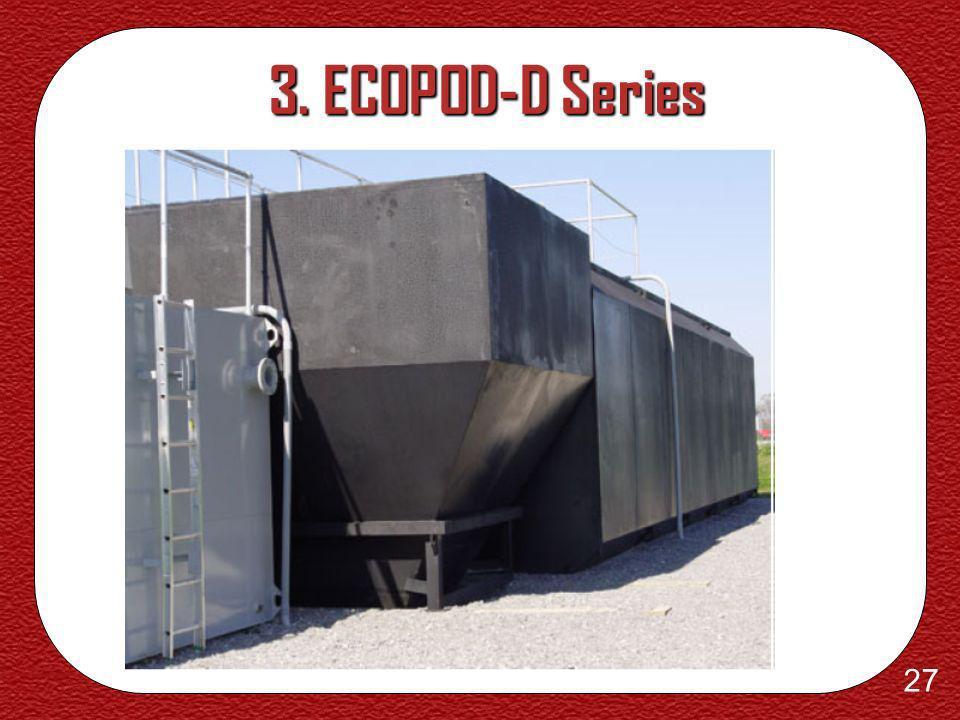 3. ECOPOD-D Series