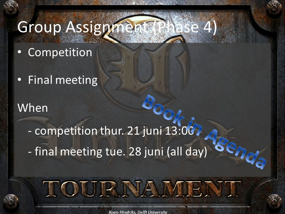 Group Assignment (Phase 4)