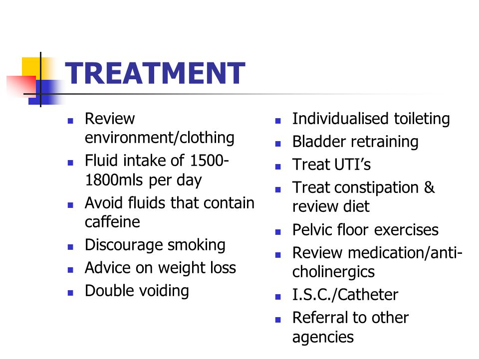 TREATMENT Review environment/clothing