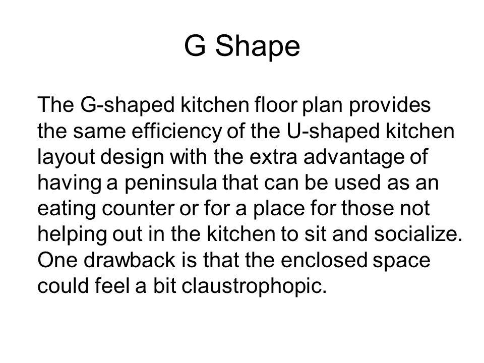 G Shape