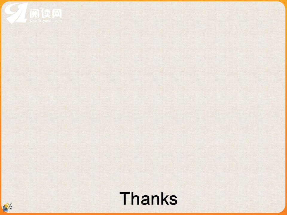 本资料来自于资源最齐全的21世纪教育网www.21cnjy.com Thanks