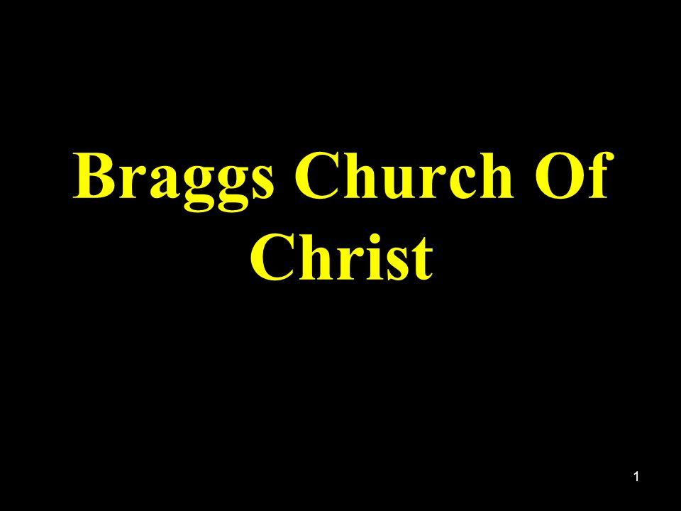 Braggs Church Of Christ