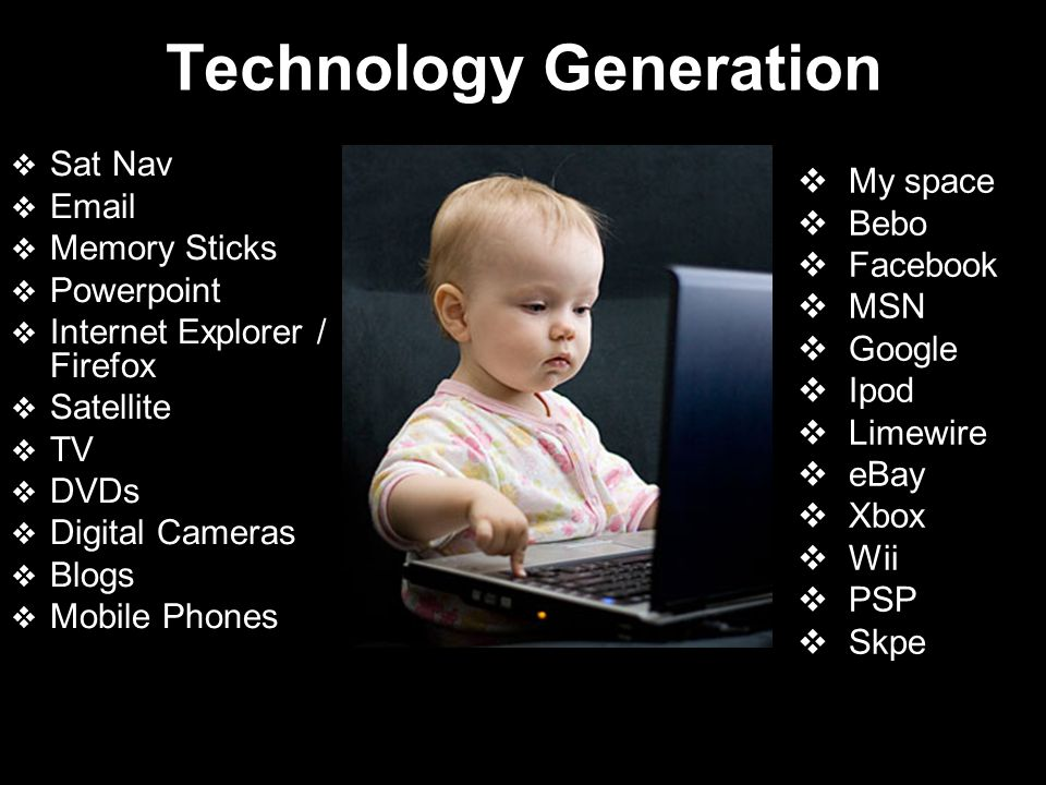 Technology Generation