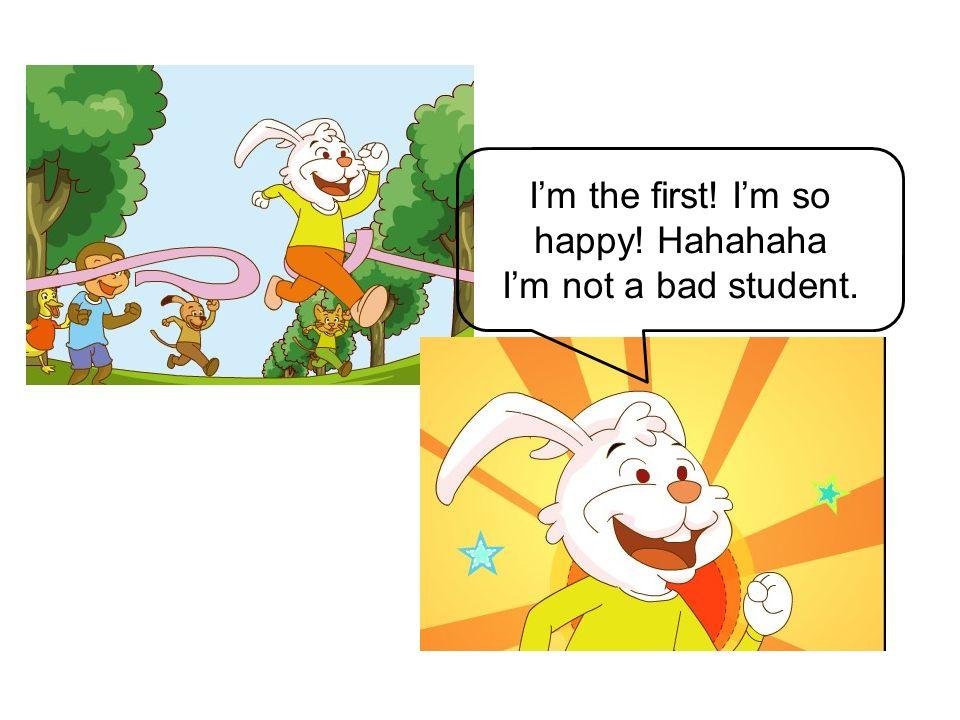 I'm the first! I'm so happy! Hahahaha