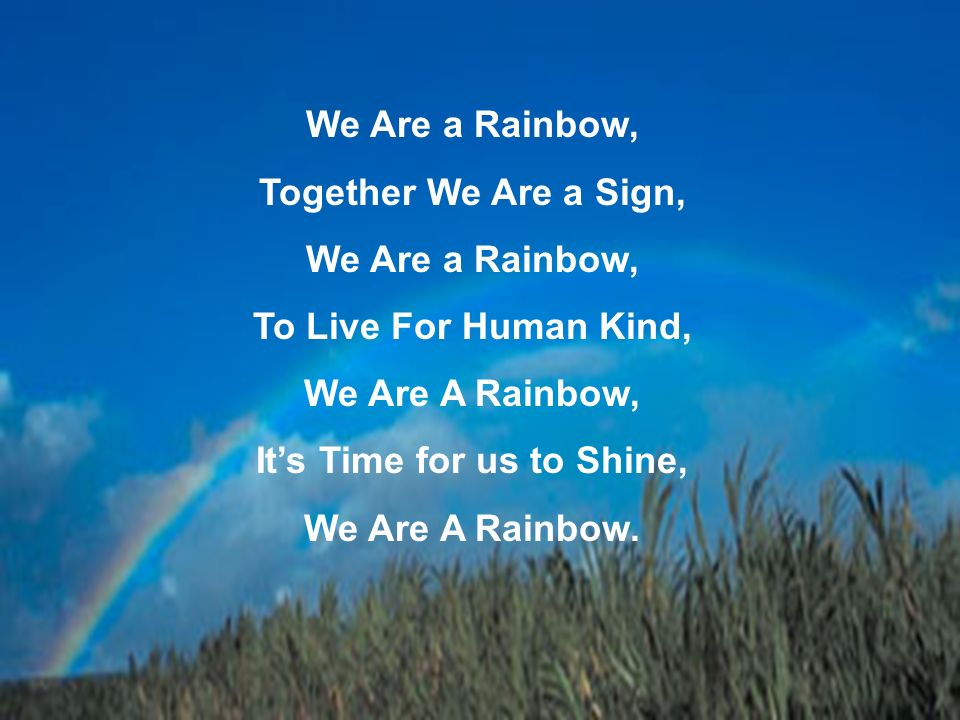 It's Time for us to Shine,