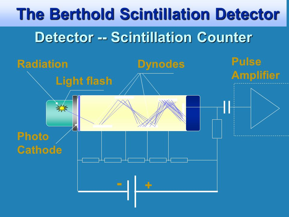 The Berthold Scintillation Detector