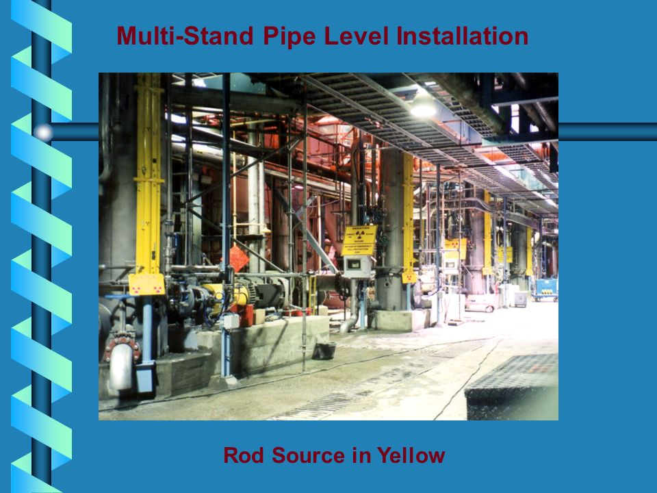 Multi-Stand Pipe Level Installation