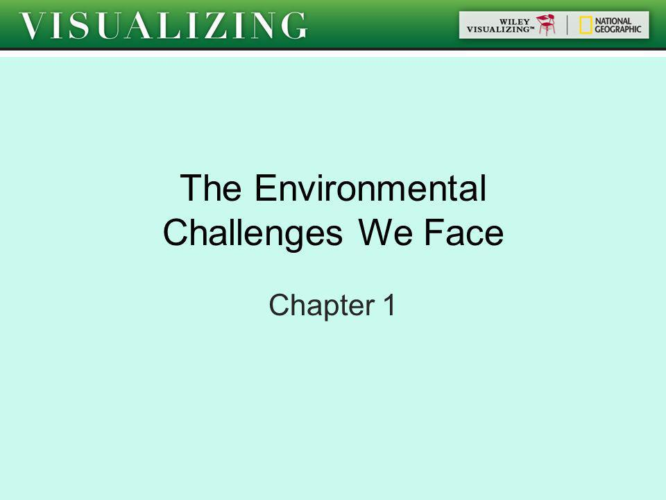 The Environmental Challenges We Face