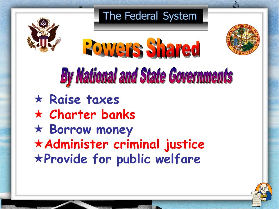 By National and State Governments