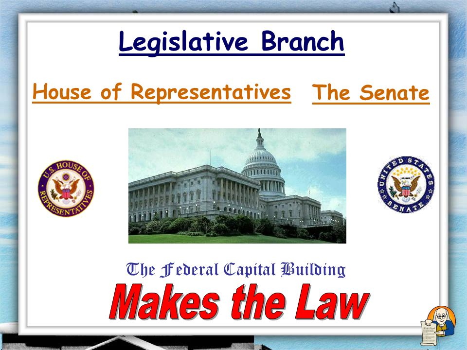 The Federal Capital Building