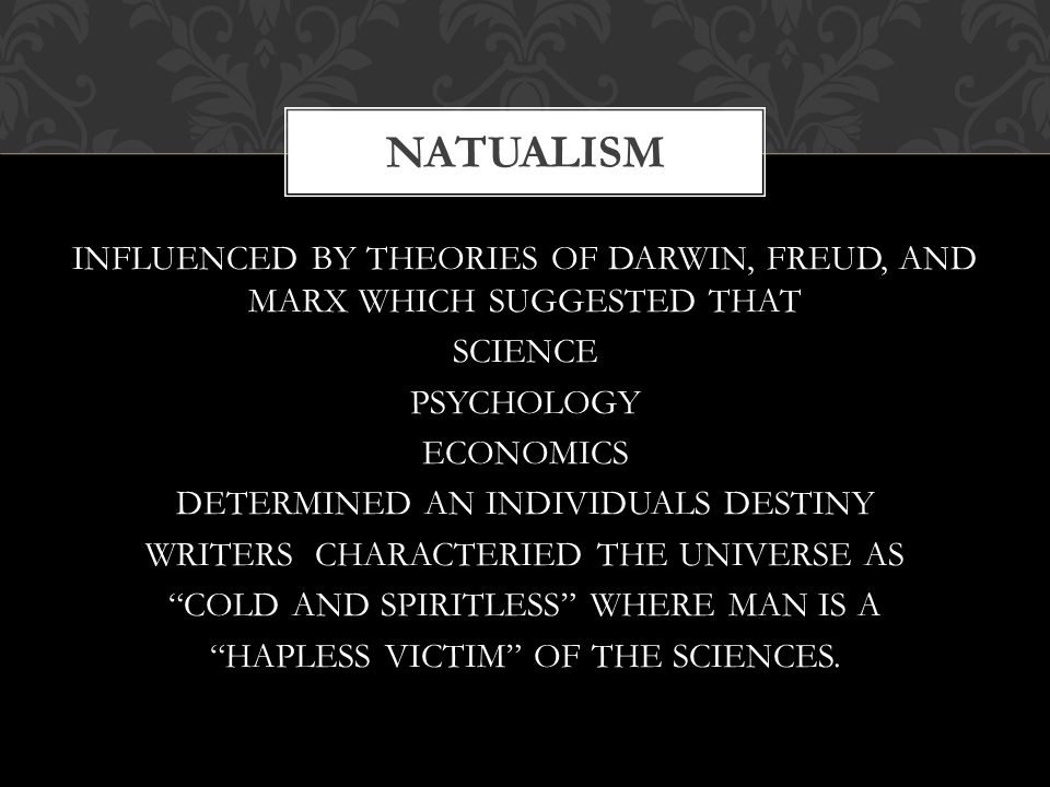 NATUALISM