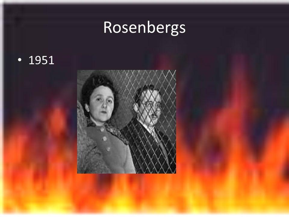 Rosenbergs 1951