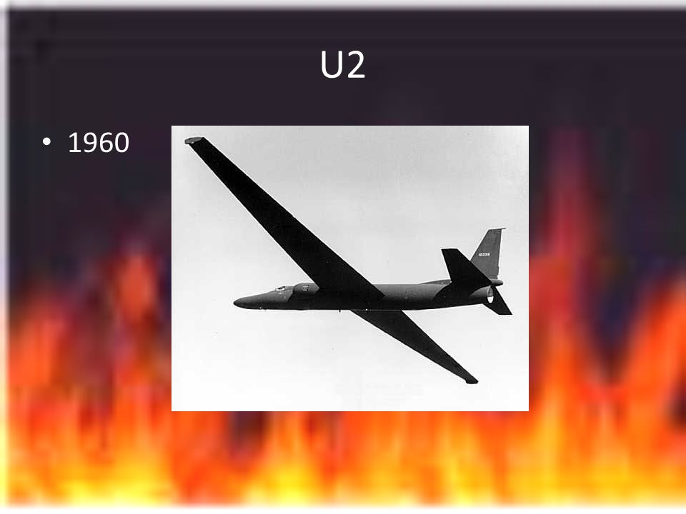 U2 1960