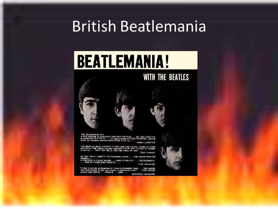 British Beatlemania