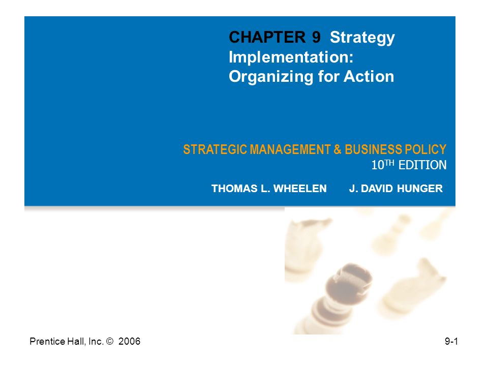 chapter 9 strategic management 228 • chapter 9 strategic management case 9 dunkin' donuts: westward pioneers once a niche company operating in the northeast, dunkin.