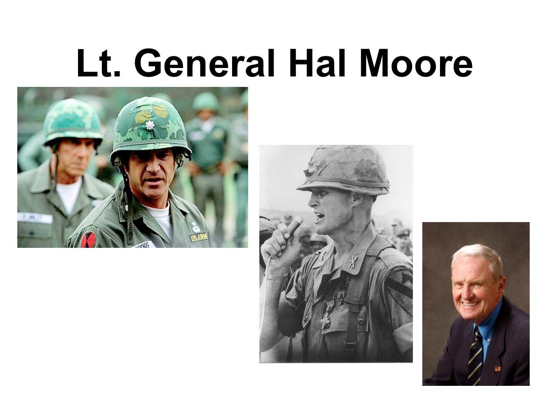 Lt. General Hal Moore