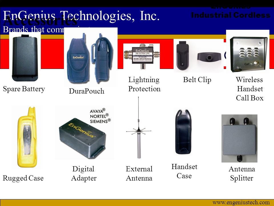 EnGenius Industrial Cordless