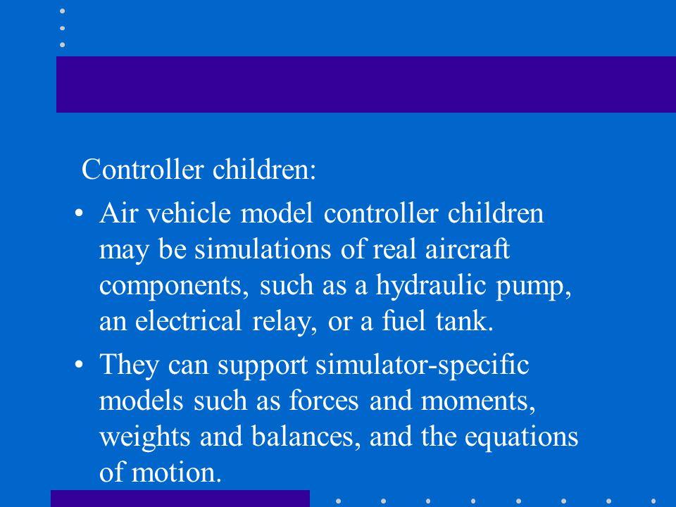 Controller children: