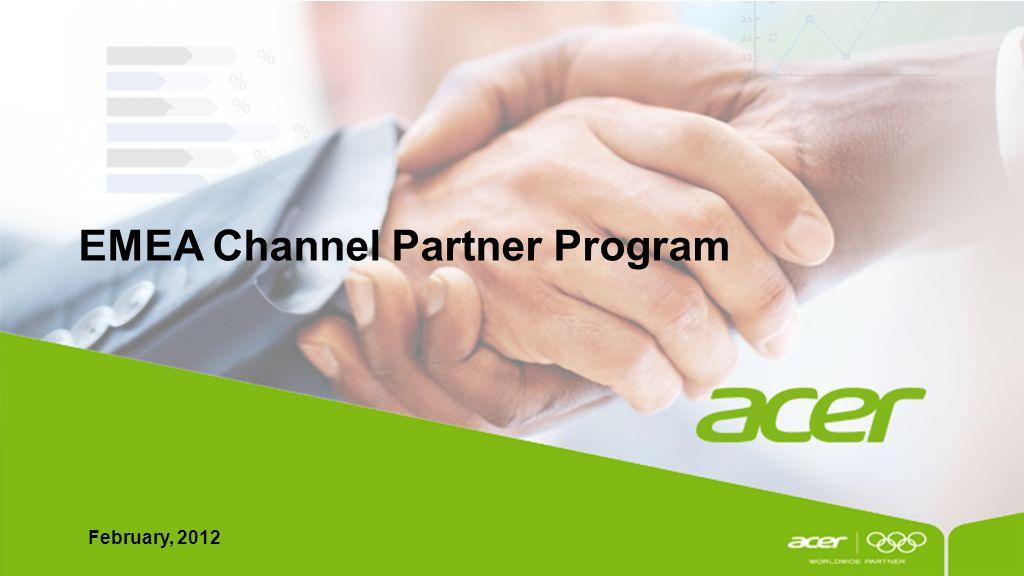 EMEA Channel Partner Program