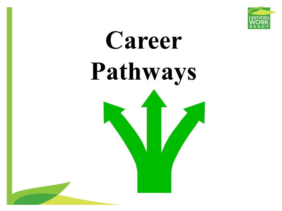 Career Pathways 1