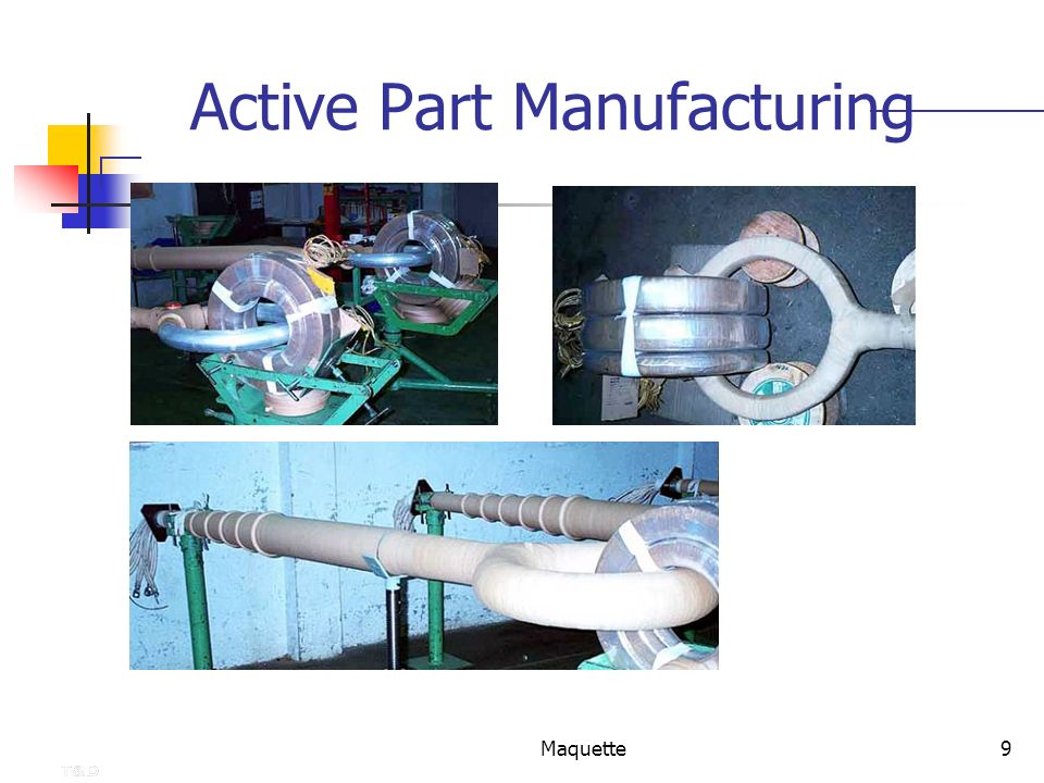 Active Part Manufacturing