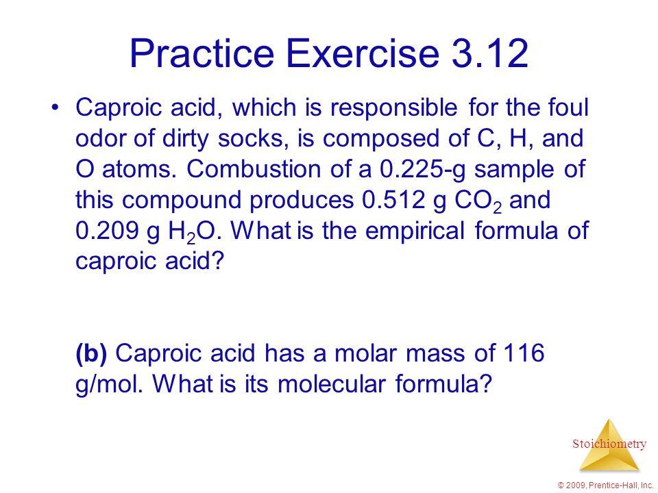 Practice Exercise 3.12