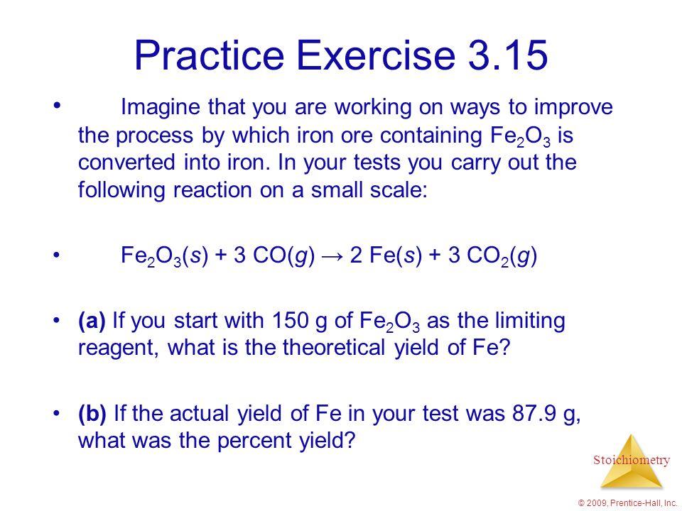 Practice Exercise 3.15