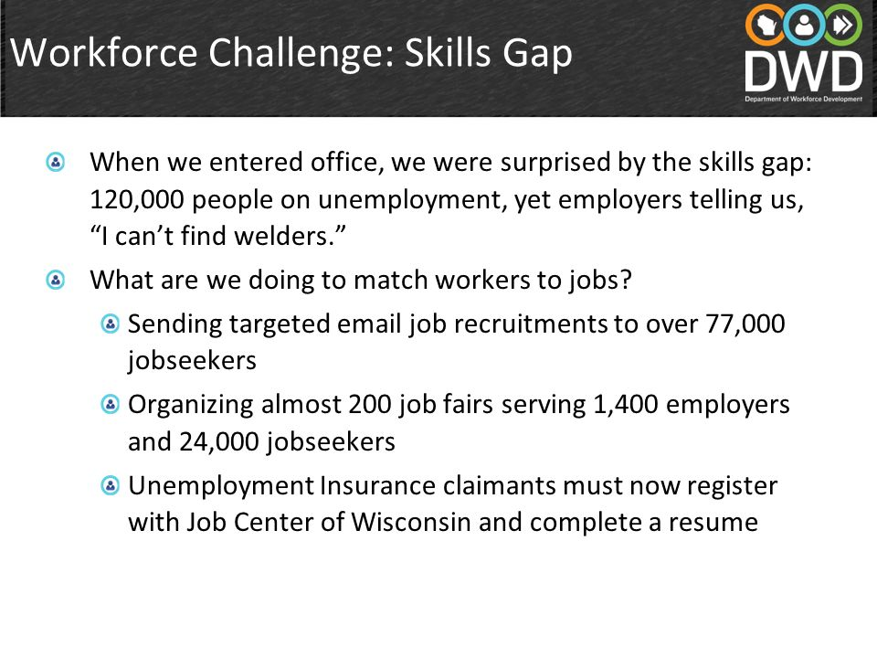 Workforce Challenge: Skills Gap