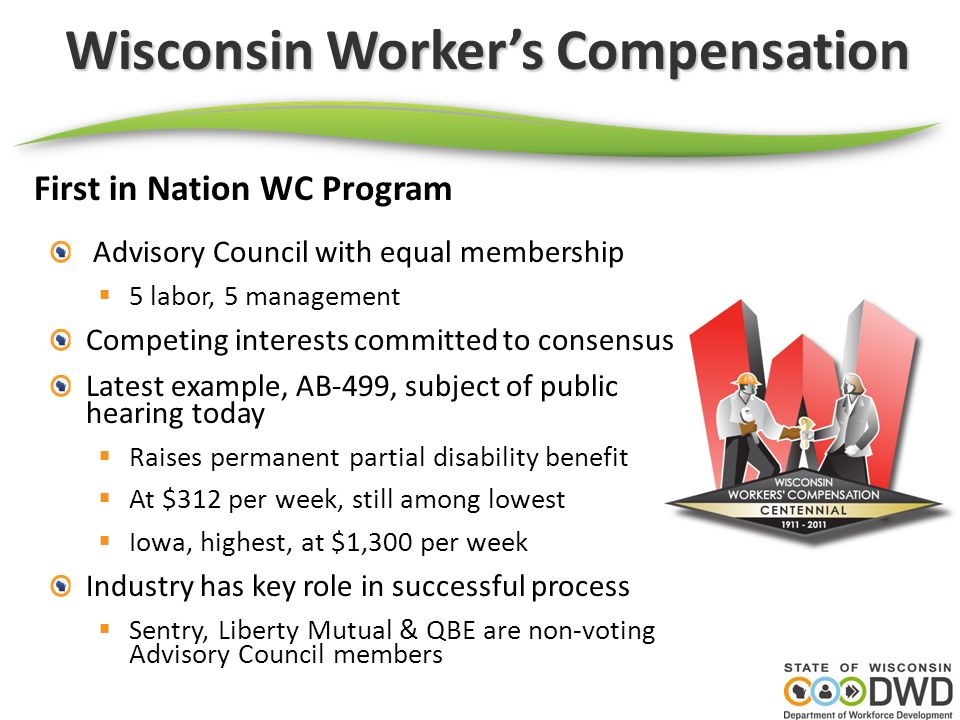 Wisconsin Worker's Compensation