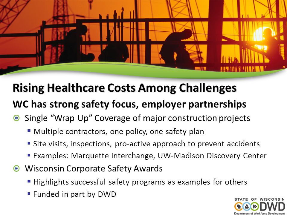 Rising Healthcare Costs Among Challenges