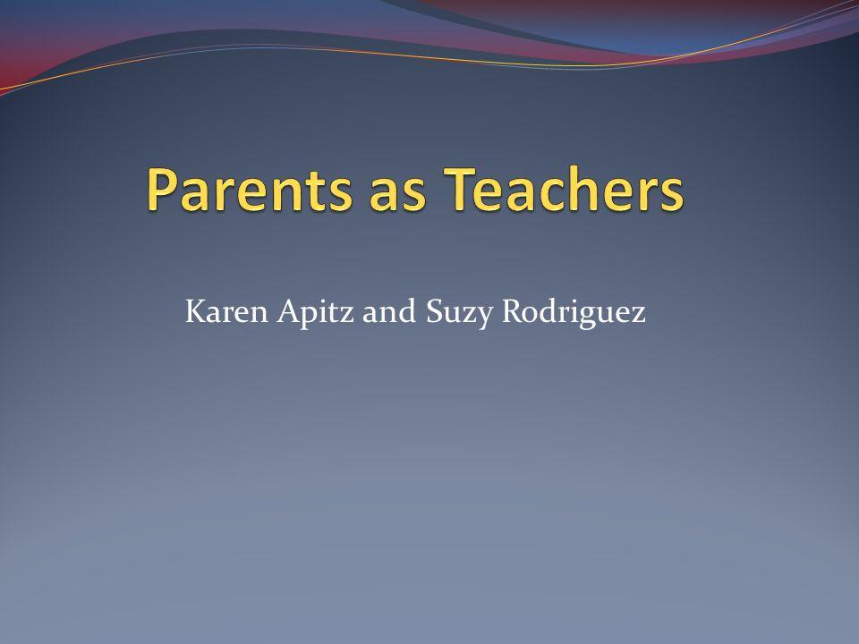 Karen Apitz and Suzy Rodriguez