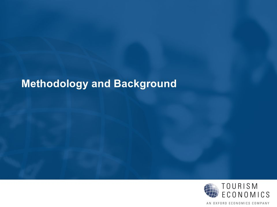 Methodology and Background